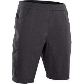 ION Paze Short de cyclisme Homme, black